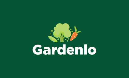 Gardenlo - Farming domain name for sale