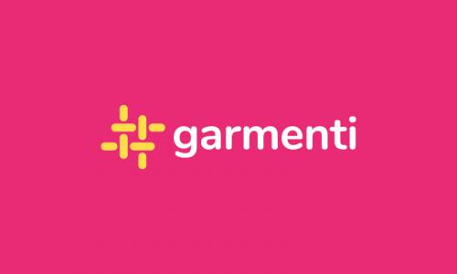 Garmenti - Possible domain name for sale