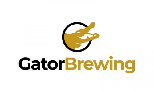 Gatorbrewing - Retail startup name for sale