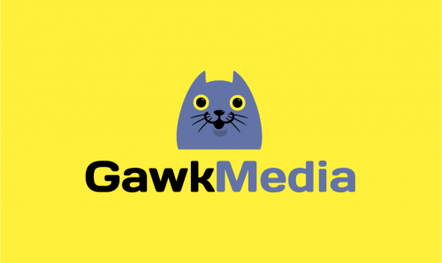 Gawkmedia - Media business name for sale