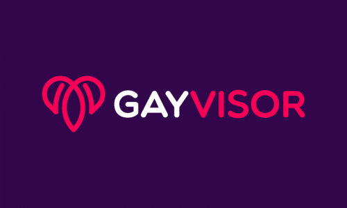 Gayvisor - Social company name for sale