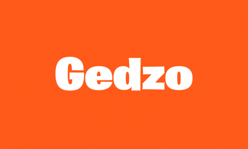 Gedzo - Technology product name for sale