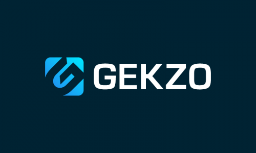 Gekzo - Internet company name for sale