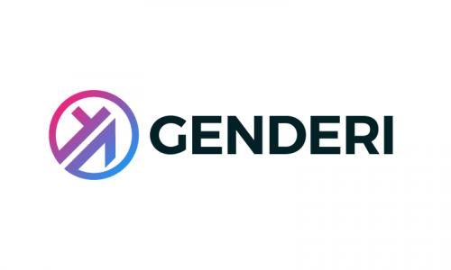Genderi - Healthcare brand name for sale