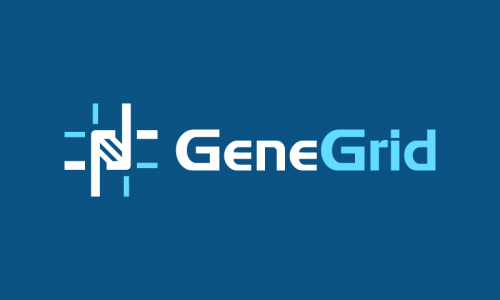Genegrid - Biotechnology startup name for sale