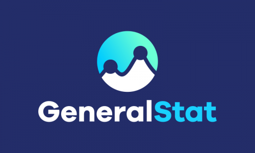 Generalstat - Analytics domain name for sale