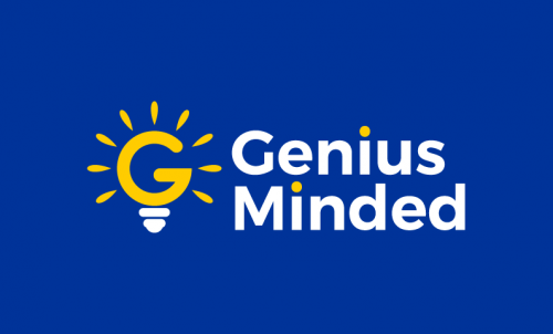Geniusminded - E-learning brand name for sale