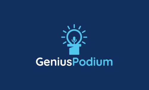Geniuspodium - Education business name for sale
