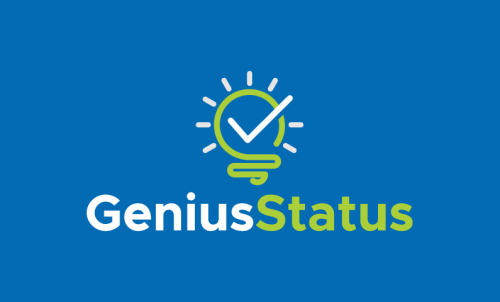 Geniusstatus - Business product name for sale