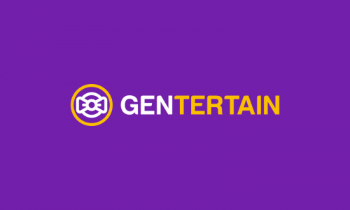 Gentertain - Possible startup name for sale