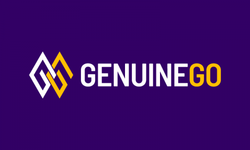 Genuinego - Training brand name for sale