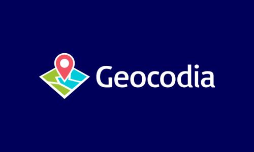 Geocodia - Localization brand name for sale