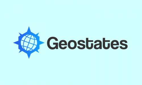 Geostates - Technology domain name for sale