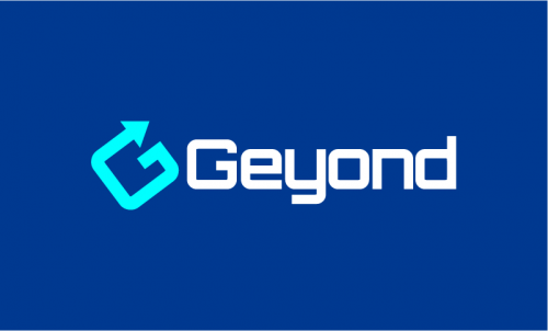 Geyond - Technology business name for sale