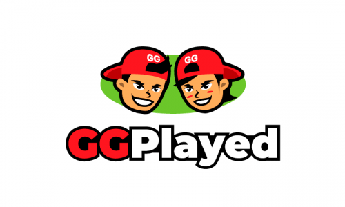 Ggplayed - Online games startup name for sale