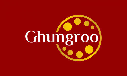 Ghungroo - Retail company name for sale