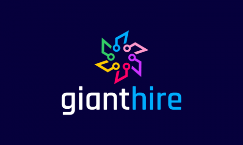 Gianthire - Recruitment brand name for sale