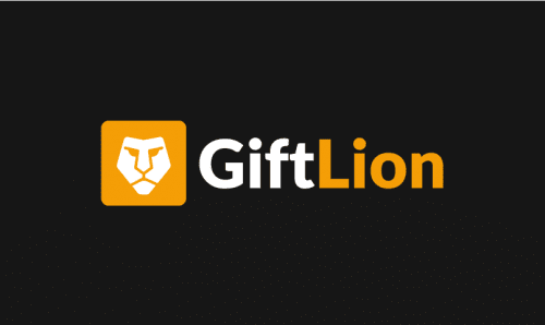 Giftlion - Retail startup name for sale