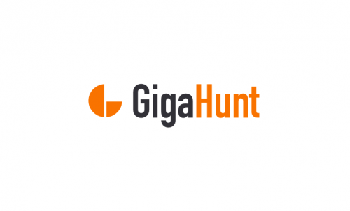 Gigahunt - Marketing domain name for sale