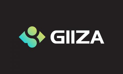 Giiza - E-commerce company name for sale