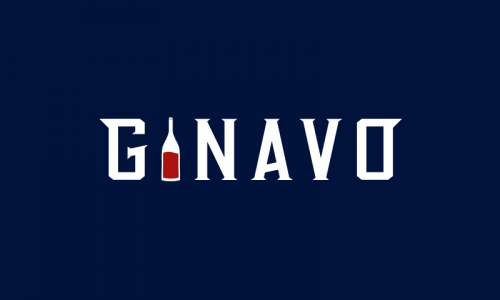 Ginavo - Alcohol domain name for sale