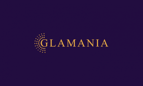 Glamania - Photography startup name for sale
