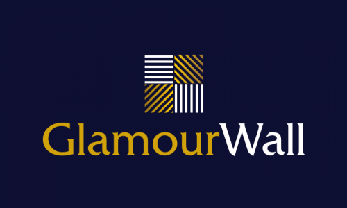 Glamourwall - Fashion domain name for sale
