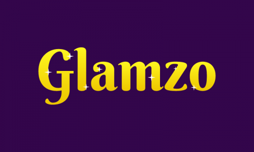 Glamzo - Beauty business name for sale