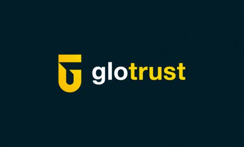 Glotrust - Potential startup name for sale