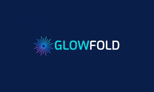 Glowfold - E-commerce domain name for sale