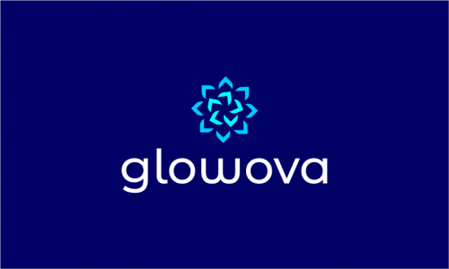 Glowova - Beauty brand name for sale