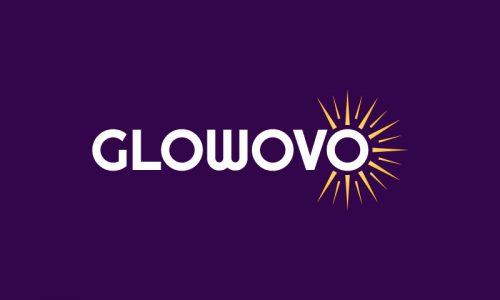 Glowovo - Beauty business name for sale