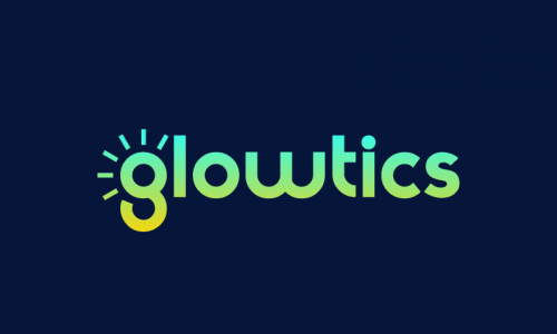 Glowtics - Research business name for sale