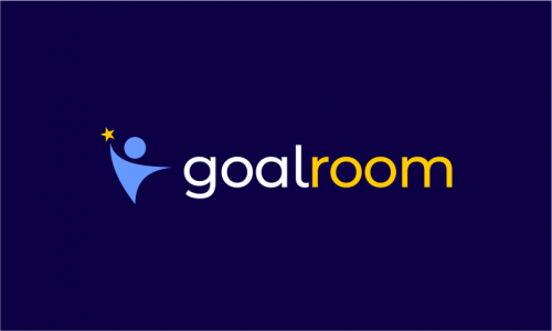 Goalroom - E-commerce company name for sale