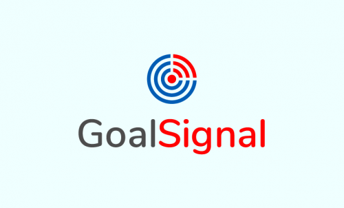 Goalsignal - Business domain name for sale