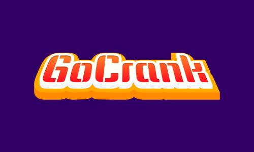 Gocrank - Online games startup name for sale