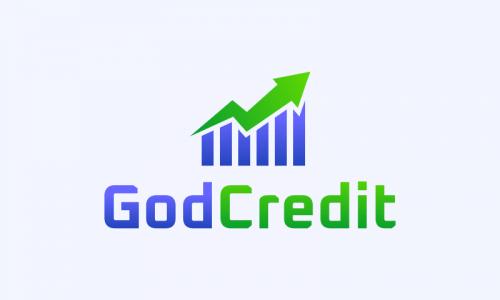 Godcredit - Loans brand name for sale