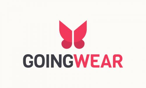 Goingwear - E-commerce domain name for sale