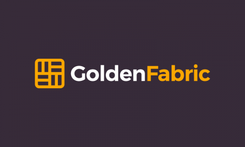 Goldenfabric - Fashion domain name for sale