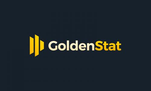 Goldenstat - Analytics domain name for sale