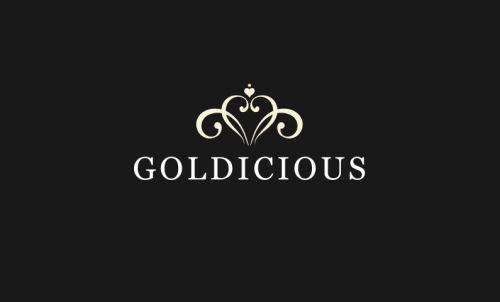 Goldicious - Business name for a company in the beauty industry