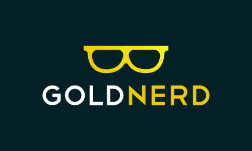 Goldnerd - Beauty brand name for sale