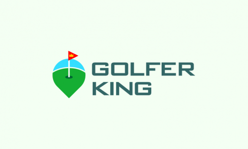 Golferking - Business startup name for sale