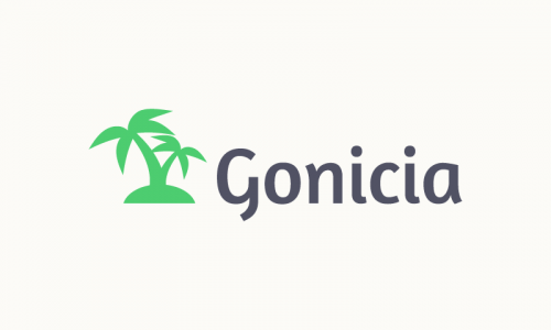 Gonicia - Health business name for sale