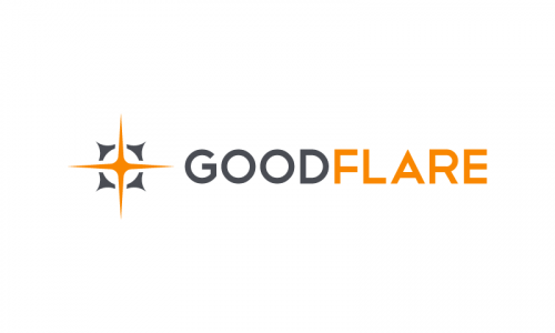 Goodflare - Business company name for sale
