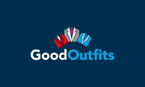 Goodoutfits - Fashion startup name for sale