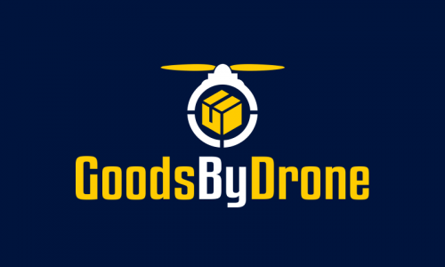 Goodsbydrone - Possible startup name for sale