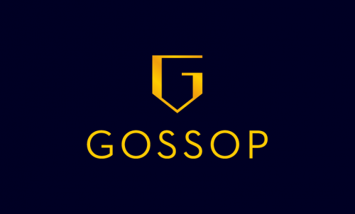 Gossop - Social networks brand name for sale