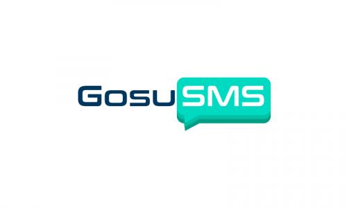 Gosusms - Telecommunications brand name for sale