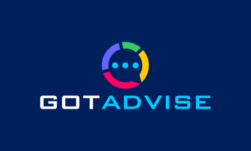 Gotadvise - Consulting startup name for sale